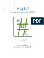 SQLsharp Manual
