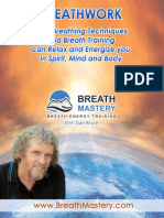How Breathing Can Relax and Energize You