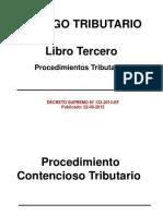 3 Procedimiento Contencioso Tributario