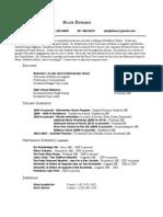 Resume Aug 10