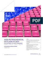 Asia Petrochemical Outlook Olefins Polymers H1 2017