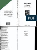 Livro - Sobre a morte e o morrer.pdf