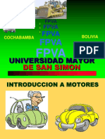 Conceptos Mecanicos de los motores
