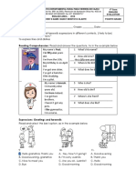4th Grade Evaluation