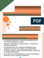 FISIOLOGIA BACTERIANA