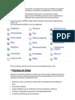 Texto Expositivo Web 2.0
