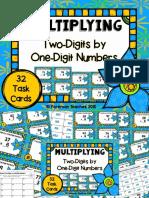 multiplyingtwodigitsbyonedigitnumberstaskcards