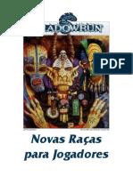 Shadowrun - Novas Raças Para Jogadores - Biblioteca Élfica