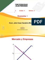 Economi i 4 Mercado