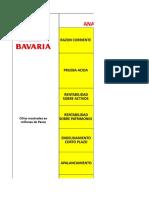 Analisis de Los Indicadores Financieros Bavaria Maickol Rachen