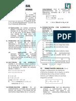 Analisis Combinatorio 3º 4º