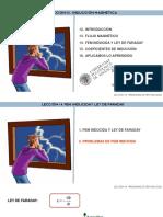14b.Fem inducida y ley de Faraday. Problemas de fem inducida.pdf