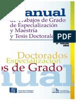 Manual de Trabajo de Grado UPEL 5ta Edc 2016.pdf