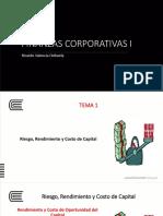 Semana 3 Finanzas Corporativas i