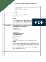 Skrip Pengacara Majlis Sukan 2018