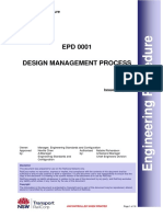 Design Management Process