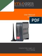 Logpro Mx User Manual