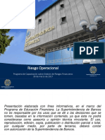 Riesgo Operacional Sb. Guatemala PDF