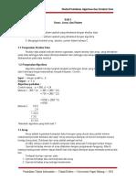 Modul Praktikum 1 Struct Aray Pointer