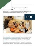 Día de La Música_ Las Clases de Música Generan Nuevas Conexiones Cerebrales en Niños _ Mamás y Papás _ EL PAÍS