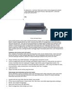 Jenis – Jenis Printer