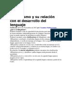 Bilingüismo y su relación con el desarrollo del lenguaje.docx