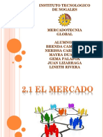 Expo Teorica Unidad 2 Merca Global