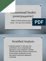 Stratified Analysis.pptx