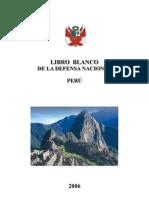 EL LIBRO BLANCO DE LA DEFENSA NACIONAL