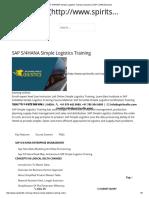 SAP Slog