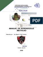 Manual de Aprendizaje MathCad i