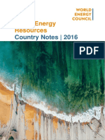 WEResources Country Notes 2016