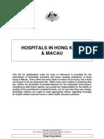 Hk List of Hospitals