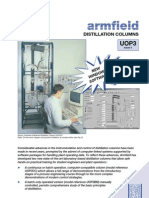 Armfield Distillation Columns Uop3