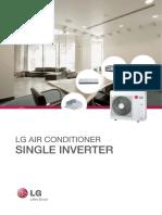 LG Split Type AC 2013_Single CAC Inverter Spec