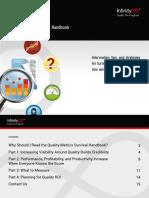 InfinityQS eBook Quality Metrics Survival Handbook