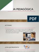 Ficha Pedagogia Tic