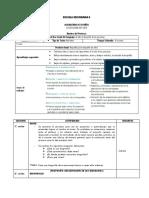 Planificación Español segundo BIII Biografía