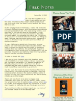 Field Notes From The Meg Whitman Campaign - September 3, 2010