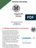 Chap 03-Torsion