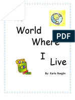 The World Where i Live