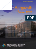 Statistik Daerah Kecamatan Margaasih 2016