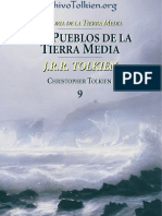 Historia de La Tierra Media9 - Los Pueblos de La Tierra Media