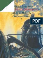 Historia de La Tierra Media7 - El Anillo de Morgoth