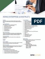 Course Overview XERAS Enterprise Construct