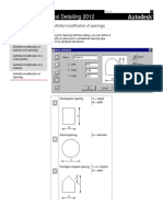 User's Guide - Formwork Drawings_ Definition_modification of Openings