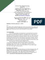 Graham IR 213 Global Economy Syllabus Spring 2016 v. 1-7