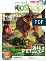 Advanced Photoshop Issue 019