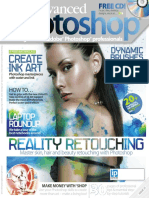 Advanced Photoshop Issue 021