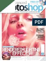 Advanced Photoshop Issue 033